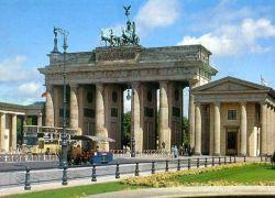 Berlino e dresda - Berlino porta di magdeburgo ...